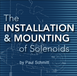 Installation and Mounting of Solenoids
