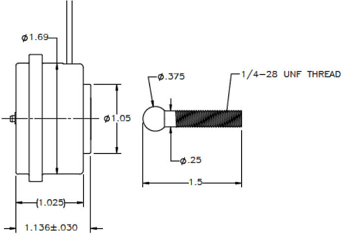 external-dimensions_ball-detent solenoid assembly