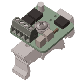 Pulse Width Modulation PCB