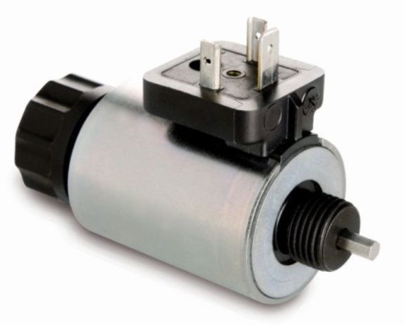 removable coil hydraulic solenoid