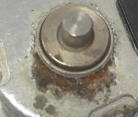 Solenoid Corrosion